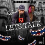 [MUSIC] GZONE FT HOLYFIELD - LET'S TALK