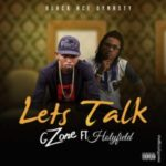 [VIDEO] GZONE FT HOLYFIELD - LET'S TALK (STUDIO SESSION)
