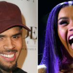 Is Chris Brown Trying To Shoot His Shot At Cardi B?