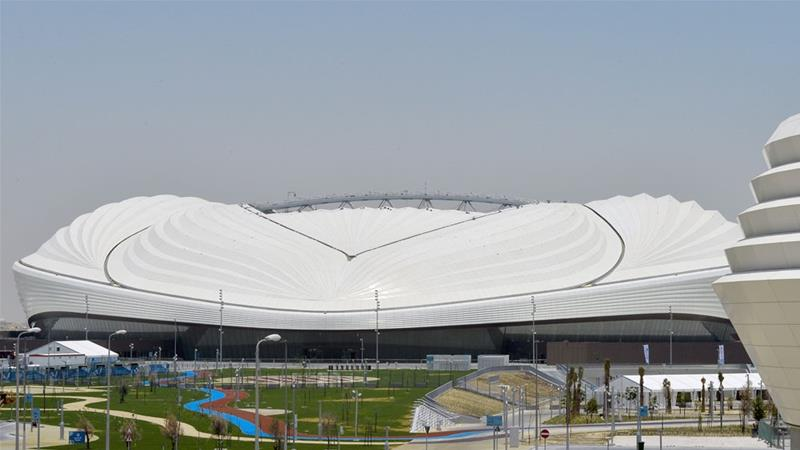 FIFA has now concluded it lacks the time to prepare a country to host extra games [Noushad Thekkayil/EPA-EFE]