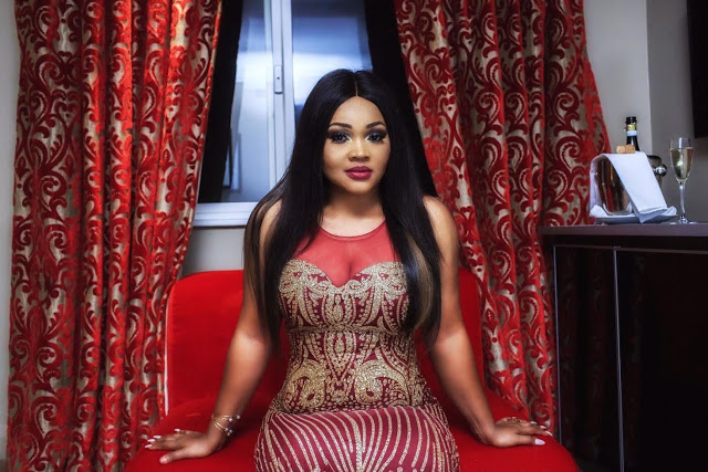 Mercy Aigbe reveals what turns her on