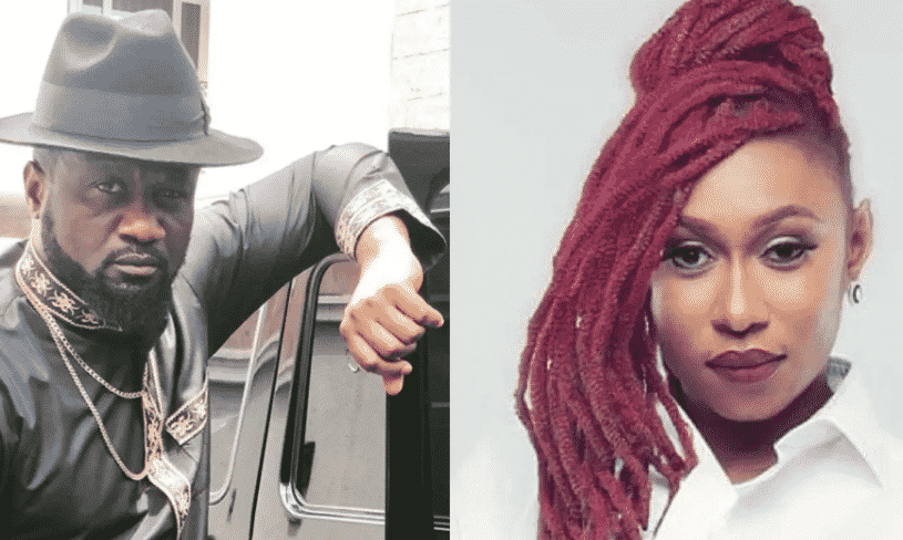Copies Of Cynthia Morgan's Contract With Jude Okoye's Northside Released (Photos)