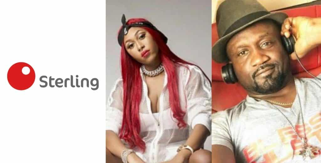 Sterling Bank offers to help Cynthia Morgan
