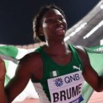 Ese Brume Wins First Medal For Nigeria